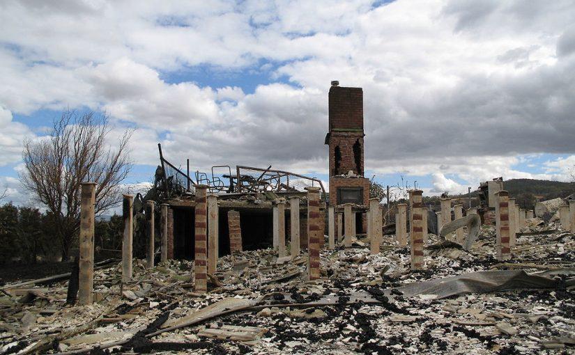 Yarra Glen bushfire