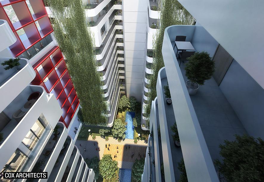 Multi Award Winning Architects U0026 Planners   Cox Architects