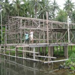international aid project - multi-function community infrastructure